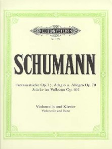 SCHUMANN R. OEUVRES VIOLONCELLE