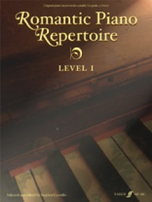 ROMANTIC PIANO REPERTOIRE VOL 1 PIANO