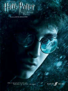 HARRY POTTER AND THE HALF-BLOOD PRINCE PIANO