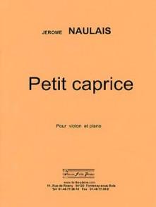 NAULAIS J. PETIT CAPRICE VIOLON
