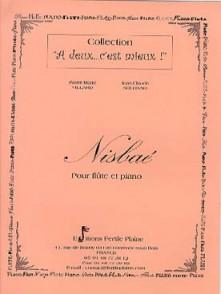 VILLARD P.M./SOLDANO J.C. NISBAE FLUTE