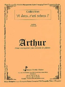 NAULAIS J. ARTHUR TROMPETTE OU CORNET