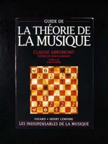 ABROMONT C. GUIDE DE LA THEORIE DE LA MUSIQUE