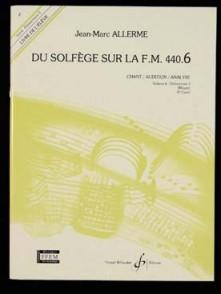 ALLERME J.M. DU SOLFEGE SUR LA FM 440.6 CHANT ELEVE