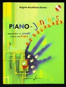 BOUTHINON-DUMAS B. PIANO-JUNIOR APPRENDRE ET JOUER