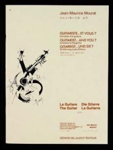 MOURAT J.M. GUITARISTE ... ET VOUS?