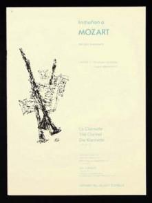 MOZART W.A. INITIATION VOL 1 CLARINETTE