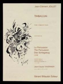 JOLLET J.C. TIMBALLUM 4 TIMBALES