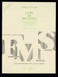 JOLLET J.C. LIVRE DE MELODIES VOL 2
