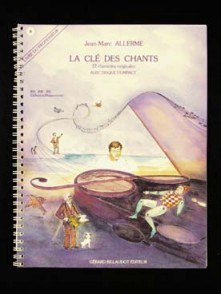 ALLERME J.M. CLE DES CHANTS VOL 1 PROFESSEUR
