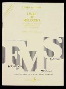 JOLLET J.C. LIVRE DE MELODIES VOL 4