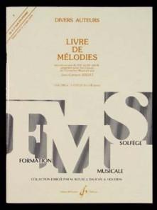 JOLLET J.C. LIVRE DE MELODIES VOL 6