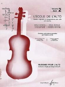 LAINE F. ECOLE DE L'ALTO VOL 2