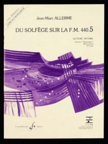 ALLERME J.M. DU SOLFEGE SUR LA FM 440.5 LECTURE RYTHME PROFESSEUR