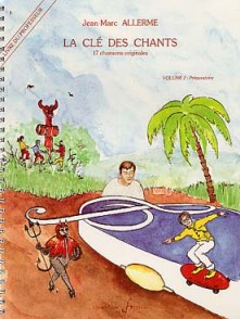 ALLERME J.M. CLE DES CHANTS VOL 2 PROFESSEUR