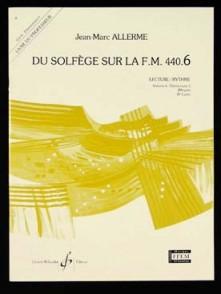 ALLERME J.M. DU SOLFEGE SUR LA FM 440.6 LECTURE RYTHME PROFESSEUR