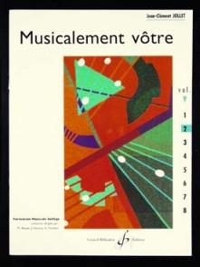 JOLLET J.C. MUSICALEMENT VOTRE VOL 2