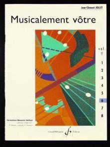 JOLLET J.C. MUSICALEMENT VOTRE VOL 6