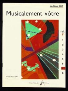 JOLLET J.C. MUSICALEMENT VOTRE VOL 7