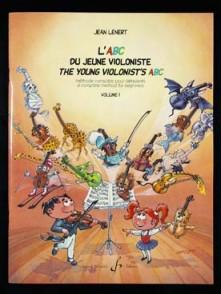 LENERT J. ABC DU JEUNE VIOLONISTE VOL 1