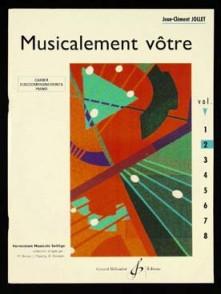 JOLLET J.C. MUSICALEMENT VOTRE VOL 2 PIANO