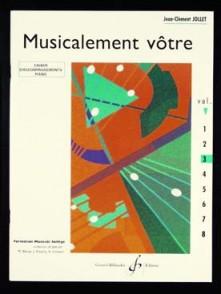JOLLET J.C. MUSICALEMENT VOTRE VOL 3 PIANO