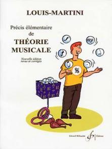 MARTINI L. PRECIS ELEMENTAIRE DE THEORIE MUSICALE