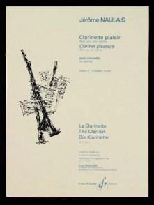 NAULAIS J. CLARINETTE PLAISIR VOL 3