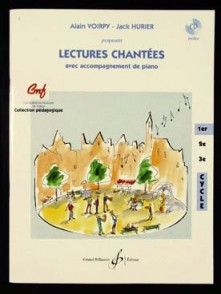 VOIRPY A./HURIER J. LECTURES CHANTEES VOL 1