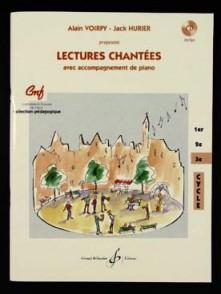 VOIRPY A./HURIER J. LECTURES CHANTEES VOL 3