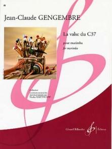 GENGEMBRE J.C. LA VALSE DU C37 MARIMBA