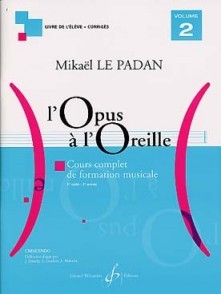 LE PADAN M. L'OPUS A L'OREILLE VOL 2