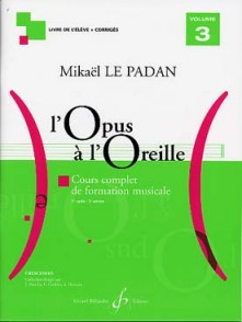 LE PADAN M. L'OPUS A L'OREILLE VOL 3