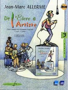 ALLERME J.M. DE L'ELEVE A L'ARTISTE VOL 3 ELEVE