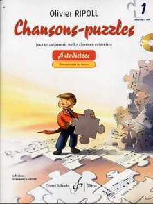 RIPOLL O. CHANSONS -PUZZLES VOL 1