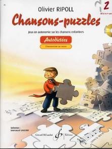 RIPOLL O. CHANSONS-PUZZLES VOL 2