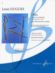 HUGUES L. DELIRE FLUTE PICCOLO