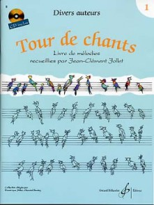 JOLLET J.C. TOUR DE CHANTS VOL 1