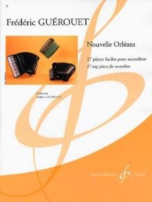 GUEROUET F. NOUVELLE ORLEANS ACCORDEON