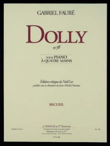 FAURE G. DOLLY OP 54 PIANO 4 MAINS