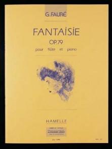 FAURE G. FANTAISIE OP 79 FLUTE