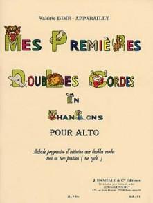 BIME-APPARAILLY V. MES PREMIERES DOUBLES CORDES ALTO