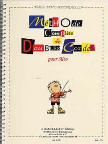 BIME-APPARAILLY V.  METHODE COMPLETE DE DOUBLES CORDES ALTO