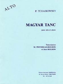 TCHAIKOWSKY P.I. MAGYAR TANC ALTO