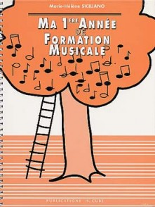 SICILIANO M.H. MA 1RE ANNEE DE FORMATION MUSICALE