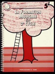 SICILIANO M.H. LA FORMATION MUSICALE VOL 5