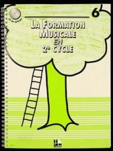 SICILIANO M.H. LA FORMATION MUSICALE VOL 6