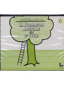 SICILIANO M.H. LA FORMATION MUSICALE VOL 6 CD