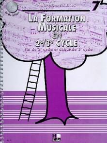 SICILIANO M.H. LA FORMATION MUSICALE VOL 7