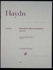 HAYDN J. SONATES VOL 2 PIANO